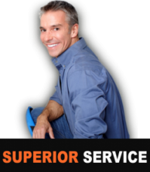 Superior Service is Our Guarantee