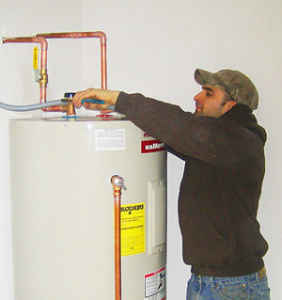 Our Hawthorne Water Heater Repair Team Installs New Water Heaters